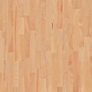 פרקט עץ צבע טבעי דגם Beech Animoso