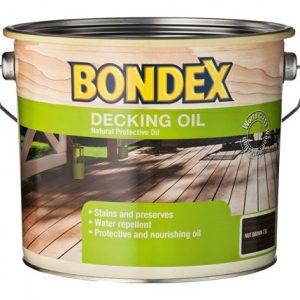 BONDEX שמן דק