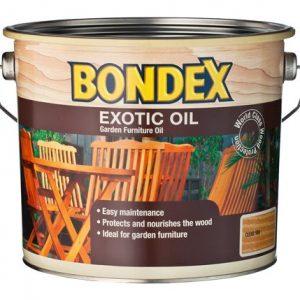BONDEX שמן אקזוטי