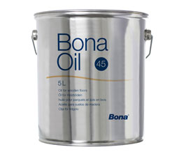 Bona 45 שמן בגימור טבעי